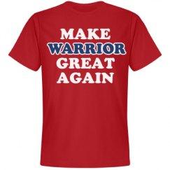 Make Warrior Great Again