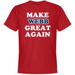 Make Webb Great Again