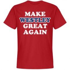 Make Westley Great Again