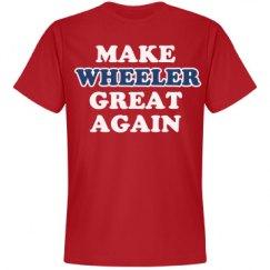 Make Wheeler Great Again