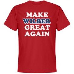 Make Wilber Great Again