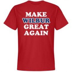 Make Wilbur Great Again