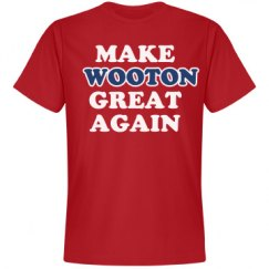 Make Wooton Great Again