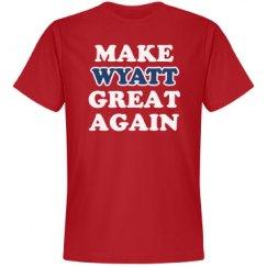 Make Wyatt Great Again