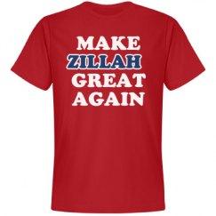 Make Zillah Great Again