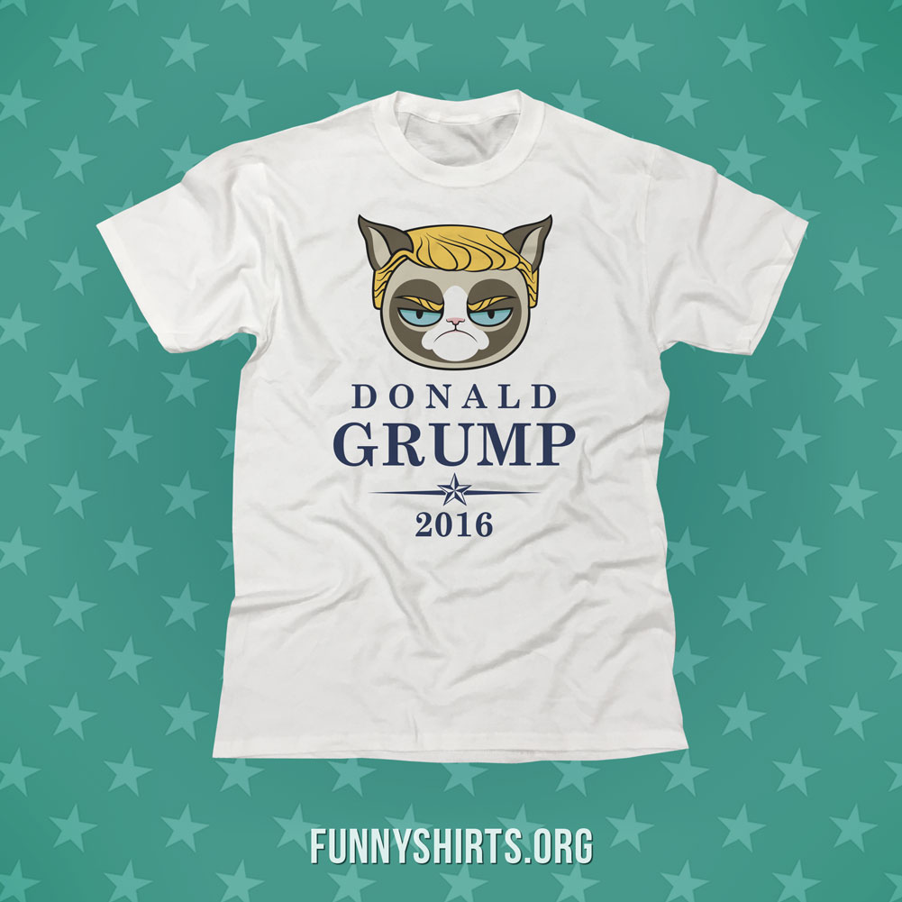 The Funniest Political Shirts