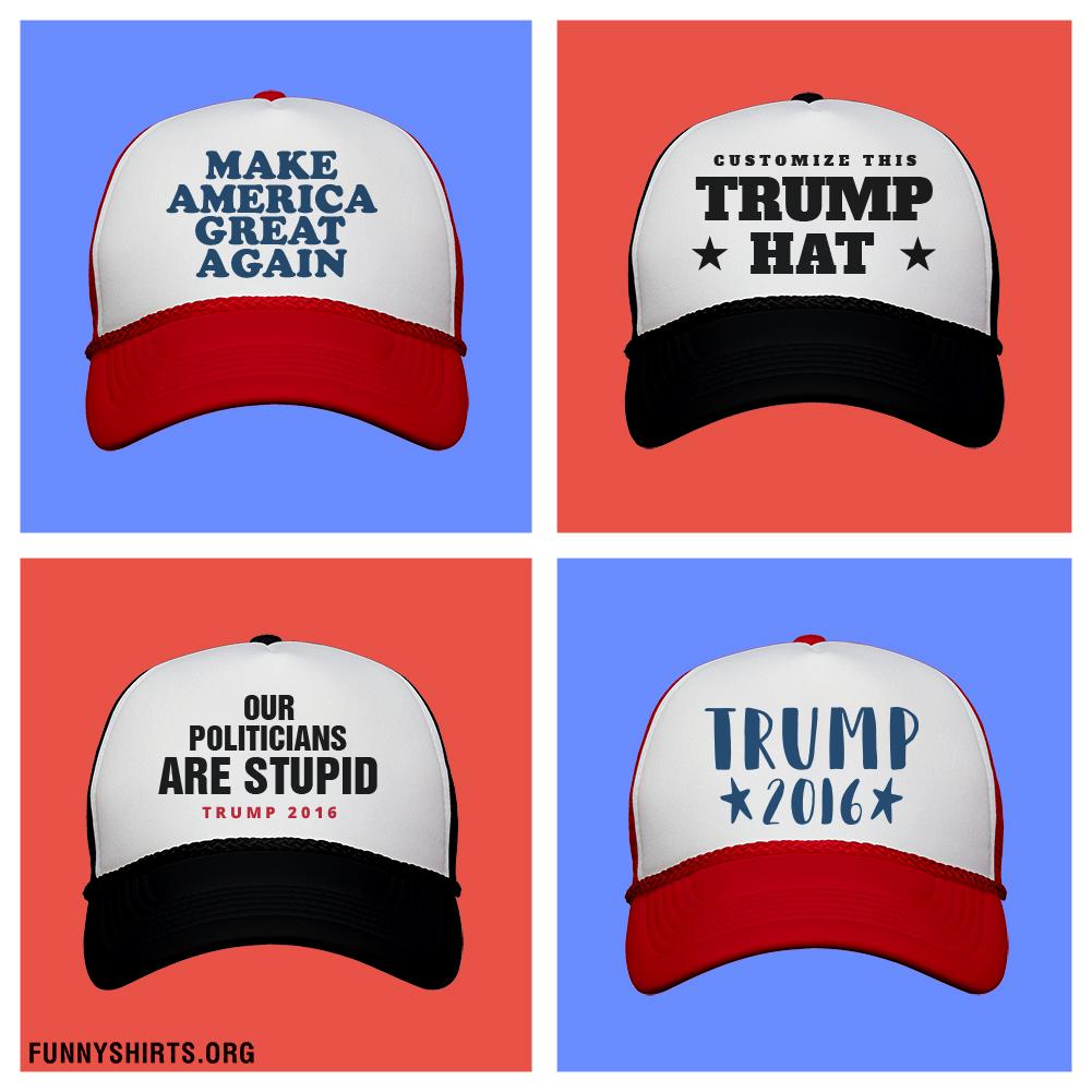 Make America Great Hats