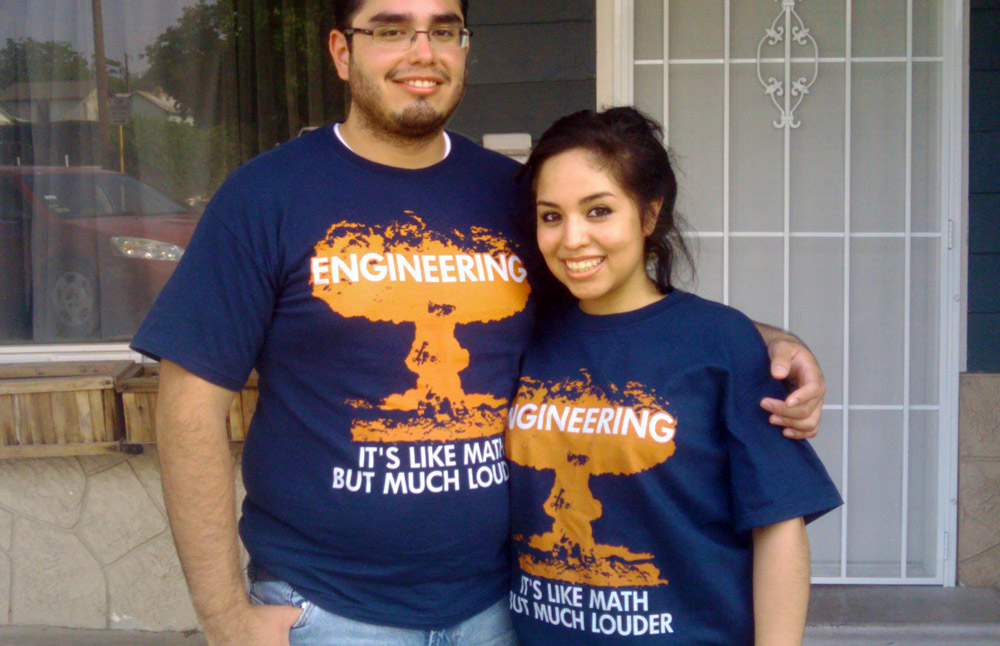 Custom Engineering Shirts