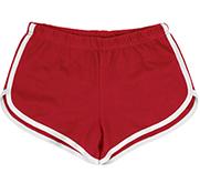 Junior Fit American Apparel Running Shorts