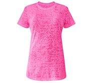 Next Level Misses Burnout T-Shirt