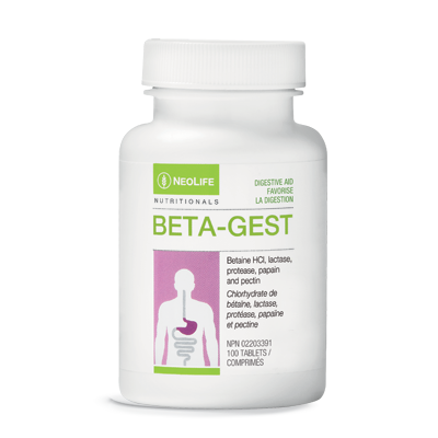 Beta-Gest for digestive health
