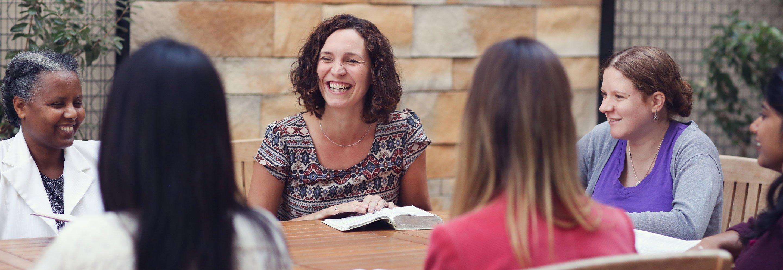 Seminary Wives Discipleship image