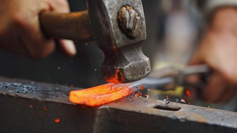 Iron Sharpening Iron image