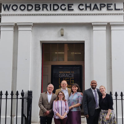 GraceLife London Church Plant image
