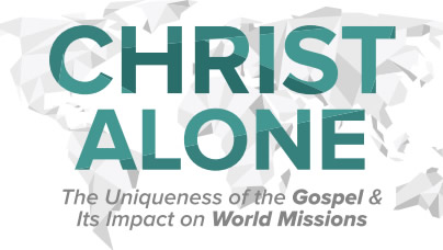 Proclaiming Christ Alone to the Nations image