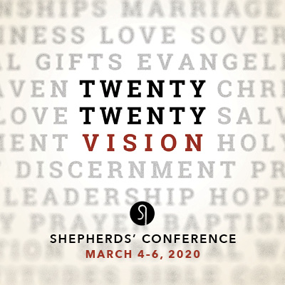 Shepherds' Conference 2020