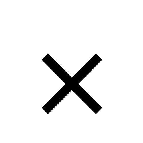 multiplication sign | DejaVu Sans, Book @ Graphemica