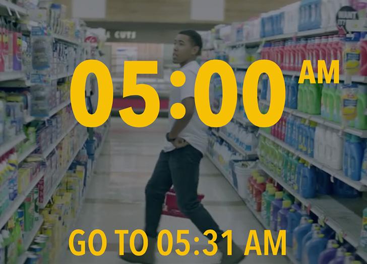 Pharrel Williams – 24 Hours Happy
