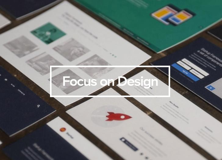 Designmodo - Startup design framework