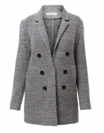 24e08769a64 ... look Amina Rubinacci Bernard Light Grey Tweed Jacket $940 ...
