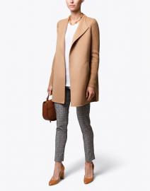 Camel Wool Cashmere Coat