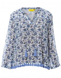 3bf85668120d ... look Roller Rabbit Loreli Josefine Blue Floral Printed Tunic Top $135  ...