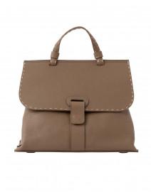 b47e6d05e0ea Loren Cognac Leather Tote