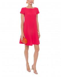 Lexington Pink Stretch Crepe Dress