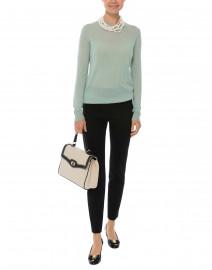 Viridian Green Cashair Sweater