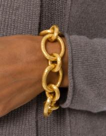 Catalina Gold Link Bracelet