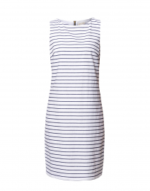 85e0607f8c70 ... Tunic Dress $225 · Quick look Sail to Sable White and Navy Striped  Sleeveless Stretch Cotton Dress $215 ...