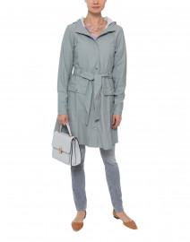 Stone Curve Waterproof Raincoat