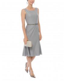 Fazio Light Grey Dress