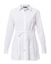 b559af46 ... look Lafayette 148 New York Lisa White Stretch Cotton Button Down Shirt  $498 ...