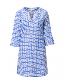 7dc5ae0daa ... look Jude Connally Megan Periwinkle Link Printed Stretch Dress  208  More colors available ...