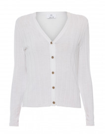 d90c33752 ... look Allude White Ribbed Cotton Silk Cardigan $195 $137 30% OFF Extra  30% Off: Code SUMMER30 More colors available ...