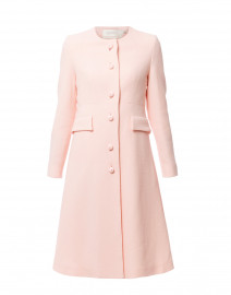e5272d8926 ... look Goat Hampton Blush Pink Wool Crepe Coat $1,250 $875 30% OFF ...