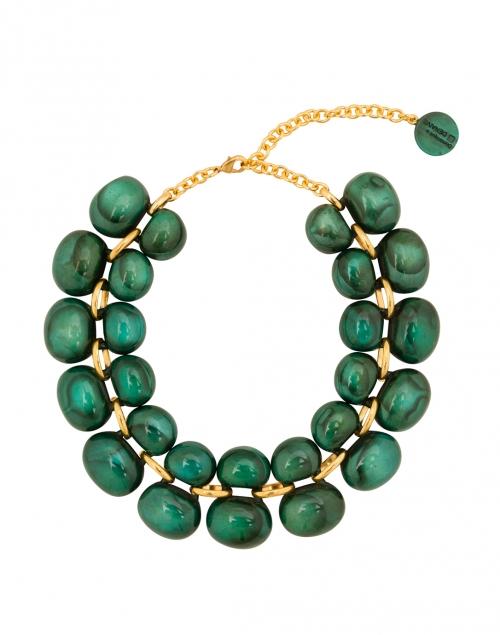 Andrea Ocean Resin Necklace