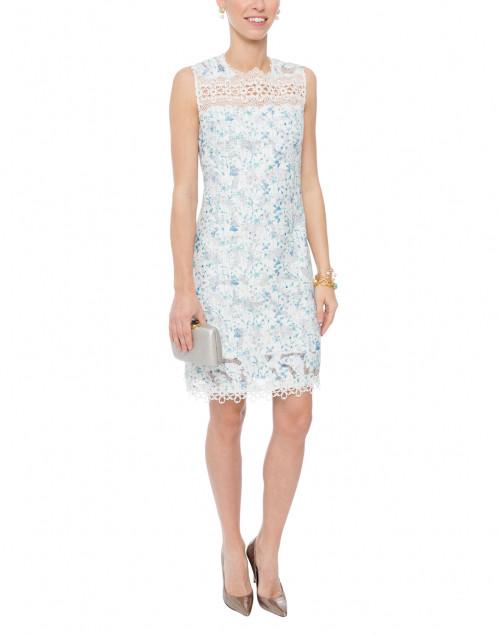 Ramira Floral Lace Dress