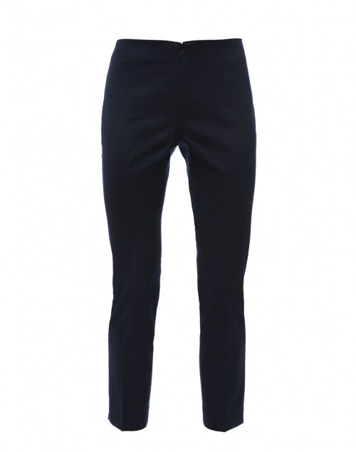 Jerry Navy Stretch Sateen Pant