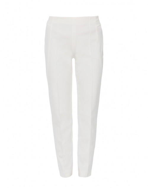 Tuska White Stretch Slim Pant