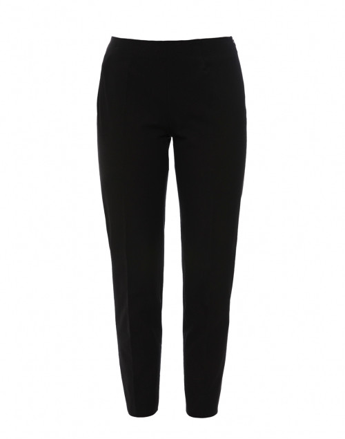 Monia Black Stretch Cotton Pant