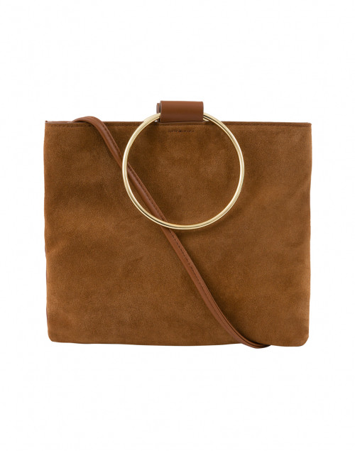 Le Pouch Bag in Cognac Leather