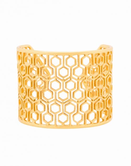 Casablanca Gold Cuff