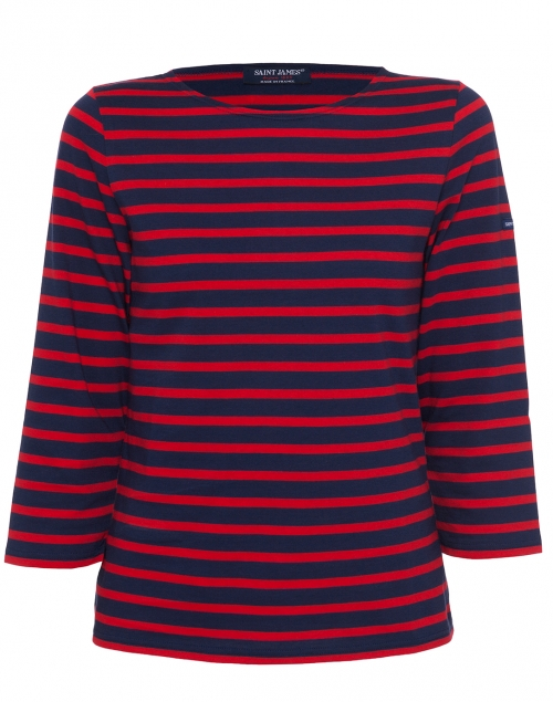 Complete the look for St james striped shirt