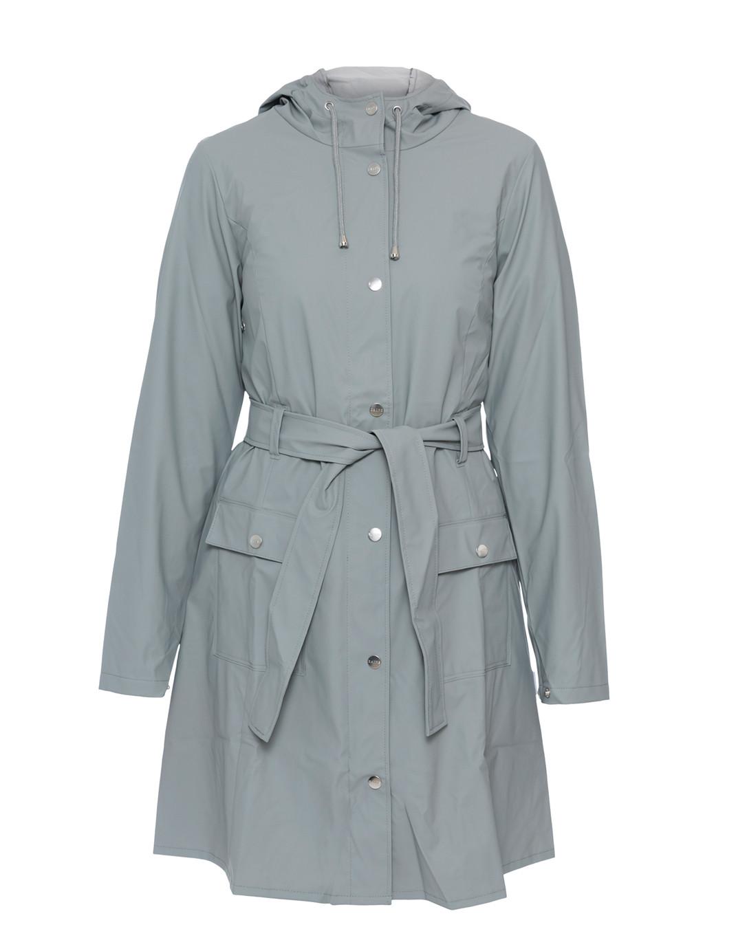 057f3f6ef Stone Curve Waterproof Raincoat | Rains | Halsbrook