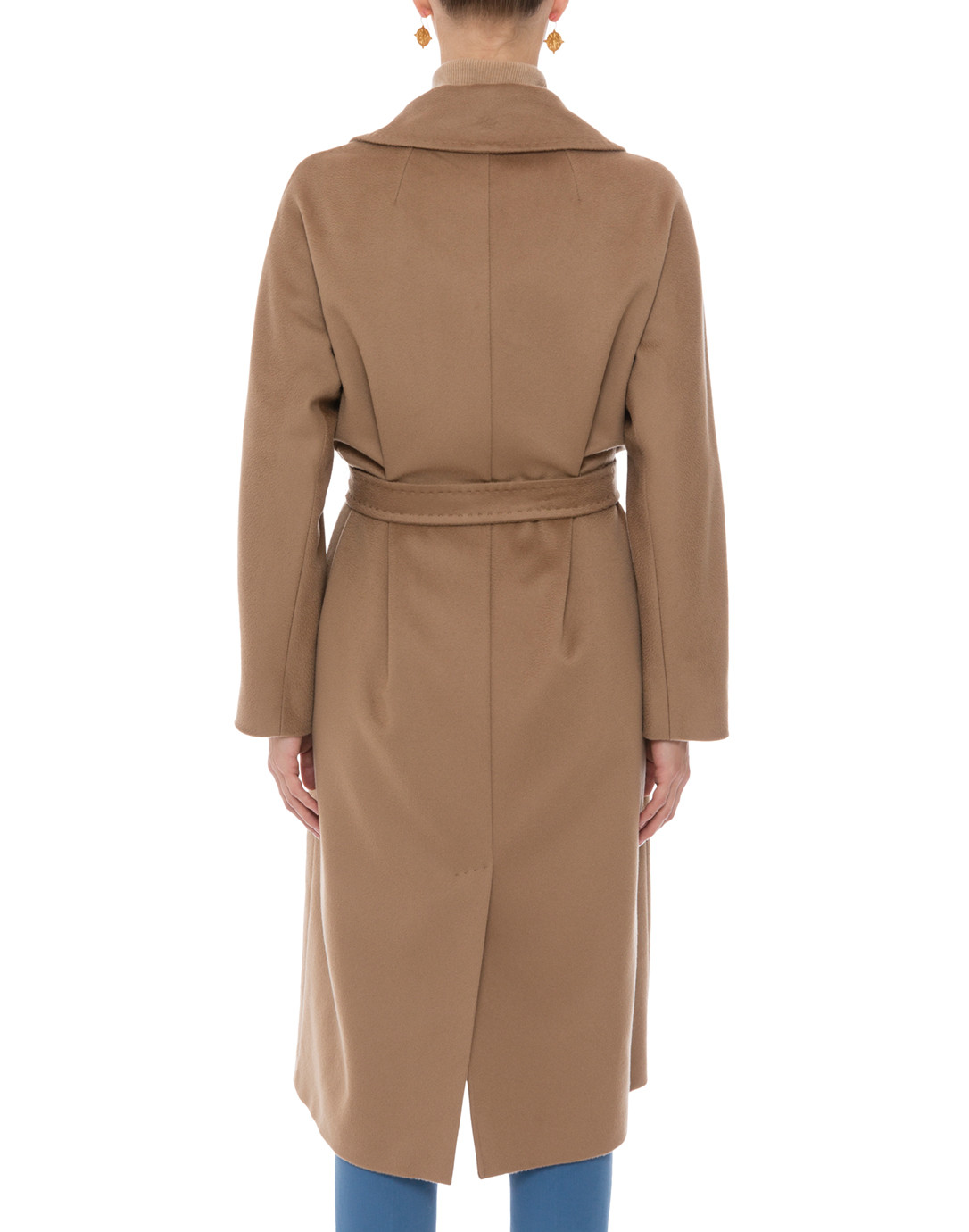 b53308de566b4 Weekend Max Mara. Katai Camel Long Coat.  1