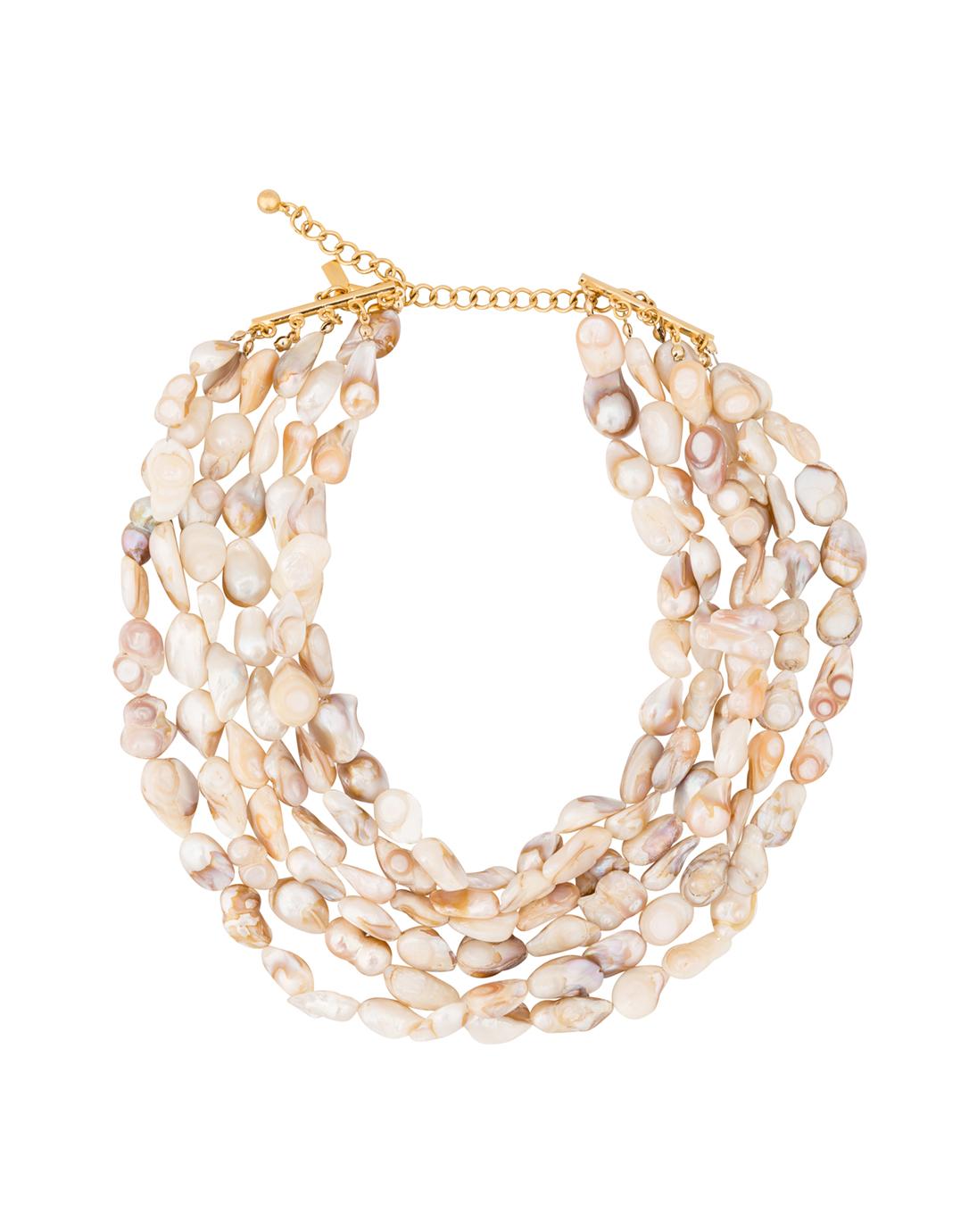 6debf56dead99 Freshwater Pearl Multi-Strand Necklace
