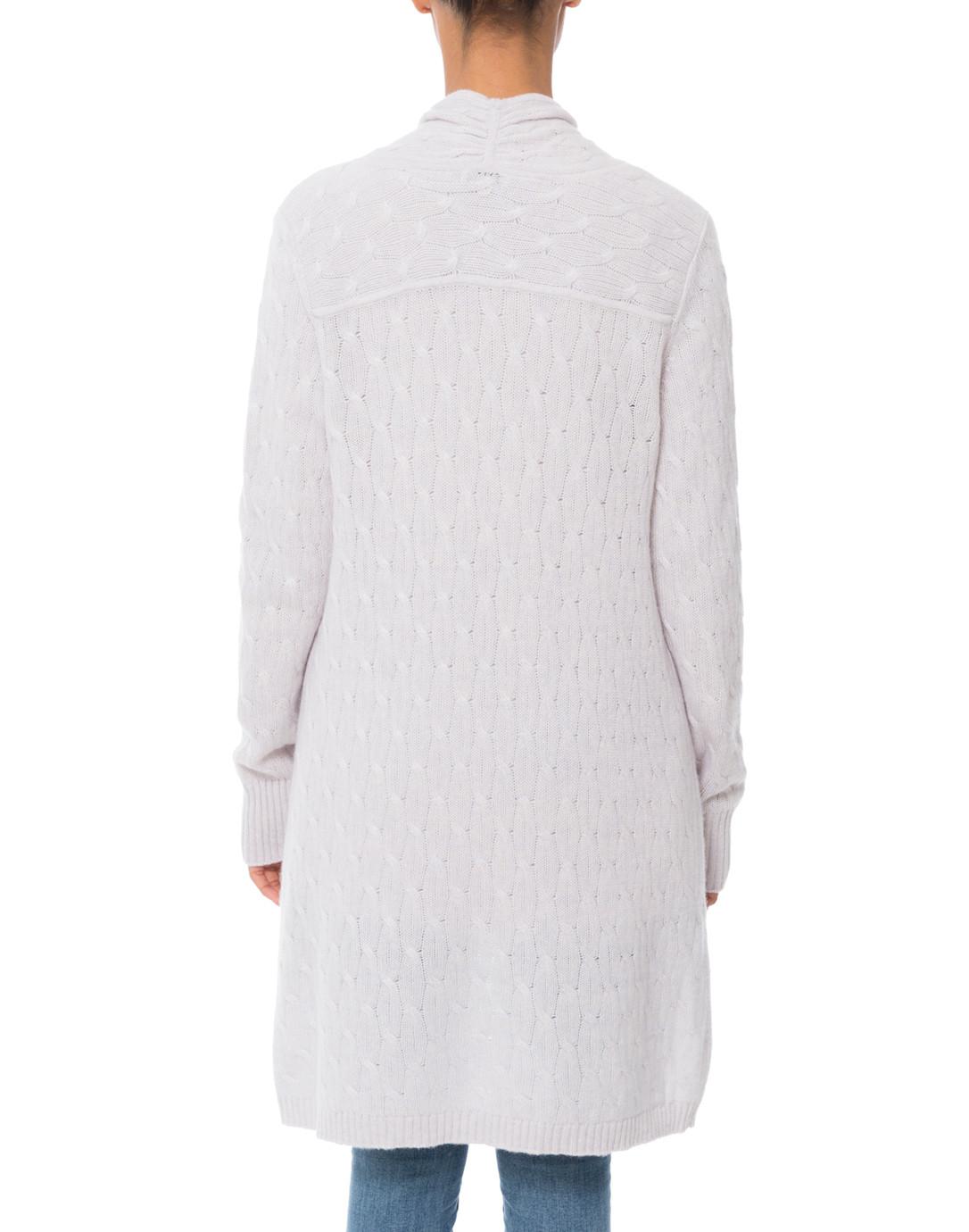 sophie light grey cable knit cashmere cardigan cortland park halsbrook. Black Bedroom Furniture Sets. Home Design Ideas