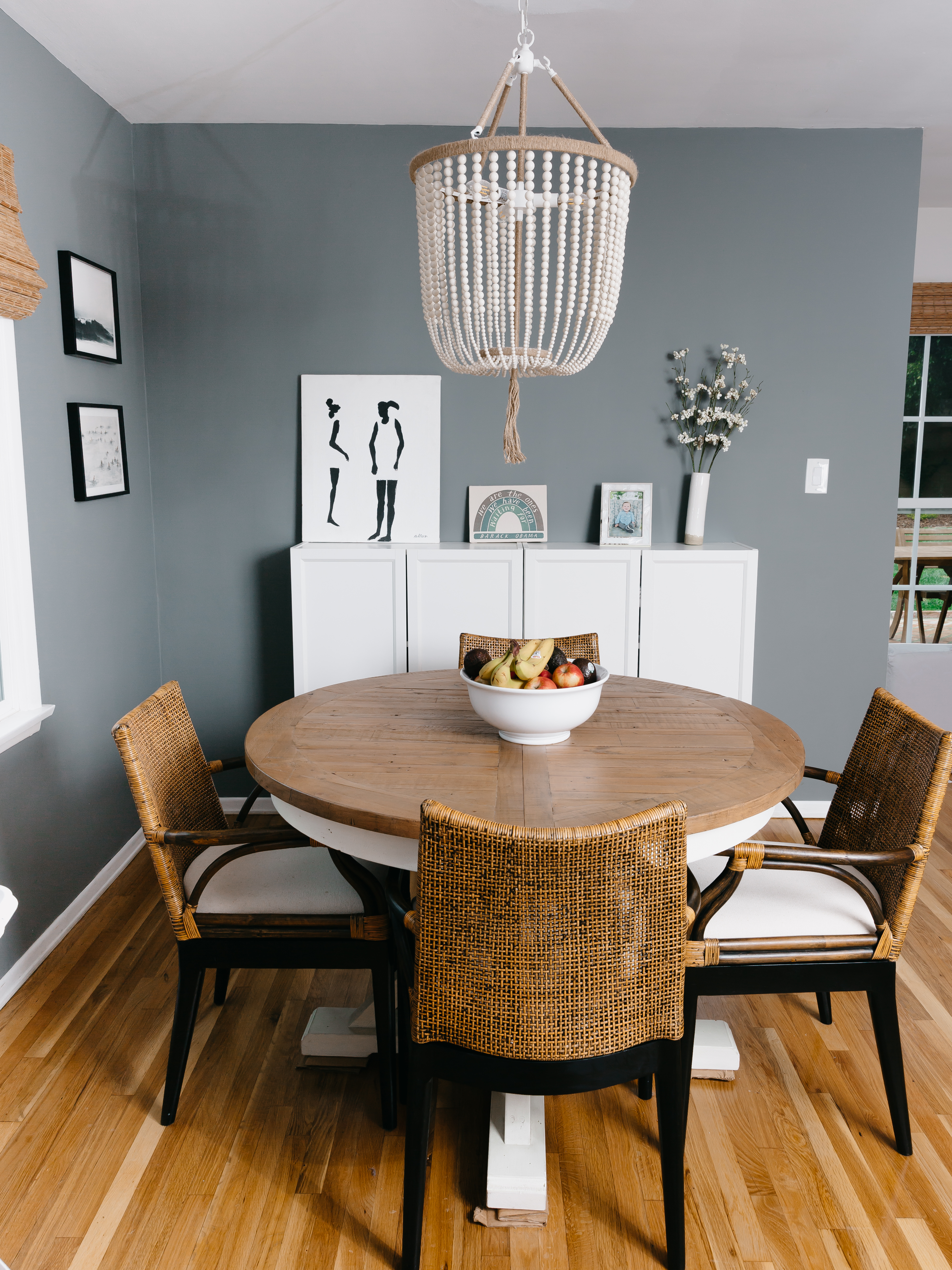 Modern, Eclectic, Bohemian Dining Room Design by Havenly ...